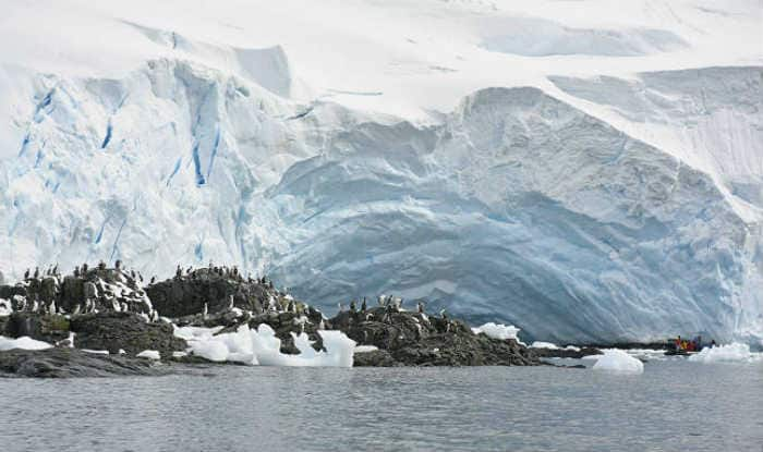 Antarctic Ocean's carbon dioxide absorption increased
