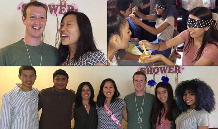 Mark Zuckerberg & wife Priscilla Chan get surprise baby