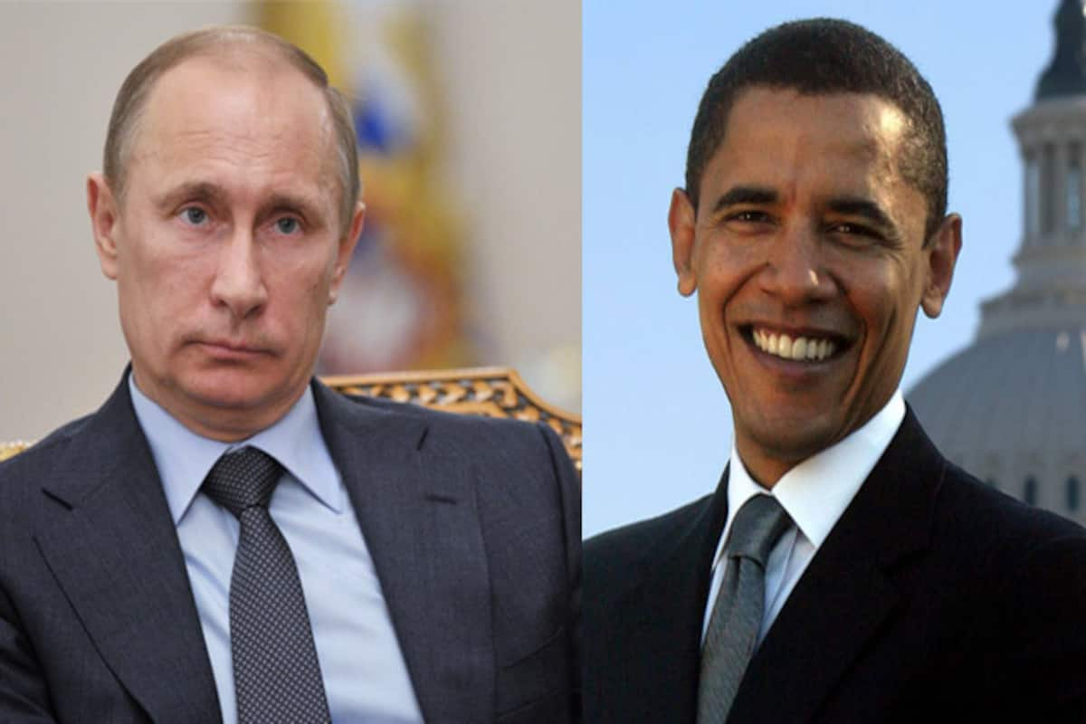 Vladimir Putin To Meet Barack Obama In New York On Monday Kremlin India Com