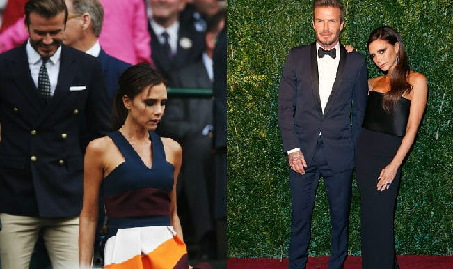Victoria and David Beckham are strict parents says Brooklyn