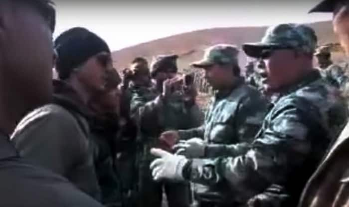 India vs China: Soldiers get into verbal duel at the Indo-Tibetan border! (Watch video)