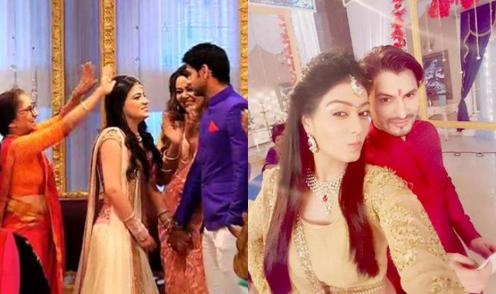 Meri Aashiqui Tum Se Hi: Ranveer-Ishani and Manas-Parul to exchange rings!