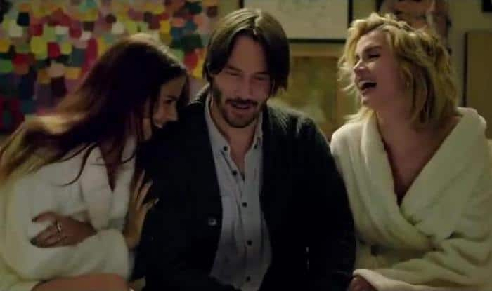 Knock Knock trailer: Birthday boy Keanu Reeves could be killed for cheating on his wife!