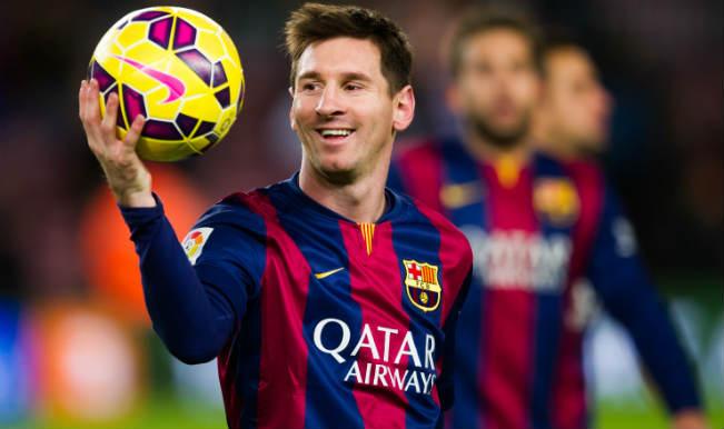Lionel Messi slams brace as Barcelona defeat Levante 4-1