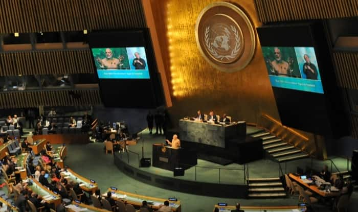 Narendra Modi's speech at UN Summit in New York: Full text and video