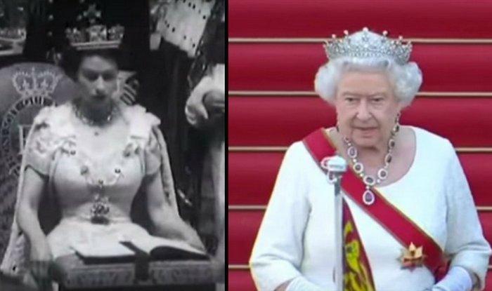 Queen Elizabeth II, now the longest reigning British monarch in history (Special video)
