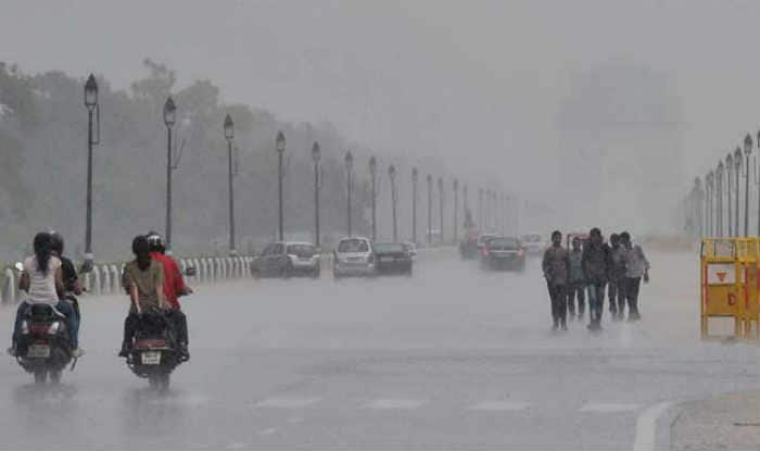 Bringing Respite From Heat, Heavy Rains Lash Parts of Delhi-NCR