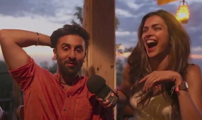 Deepika Padukone makes fun of Ranbir Kapoor! Watch her Tamasha!