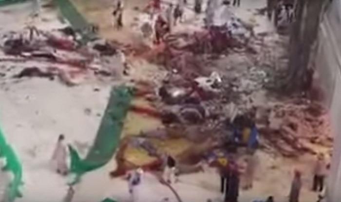 Shocking! Crane accident in Saudi Arabia kills 62 at Grand Mosque (Graphic video)