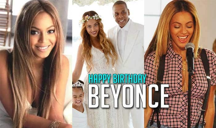 Beyonce Knowles Birthday: The sexy singer turns 34 today!