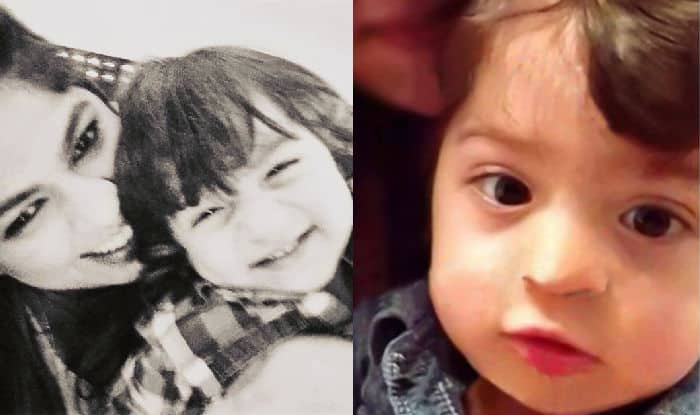 Shah Rukh Khan's son AbRam in sweet selfies! See new pics of AbRam Khan