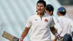 Ranji Trophy 2015-16: Mumbai clinch thriller over Tamil Nadu by 1 wicket