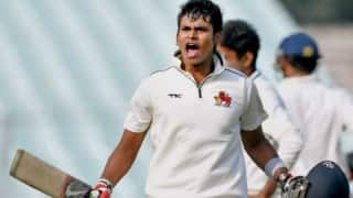 Ranji Trophy 2015-16: Mumbai clinch thriller over Tamil Nadu by 1 wicket
