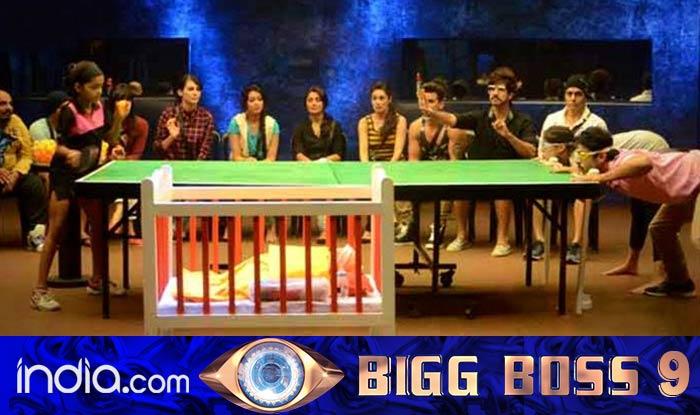 Bigg Boss 9, October 29: Ssshh! Bachha Jaag Jaayega task tests housemates' patience