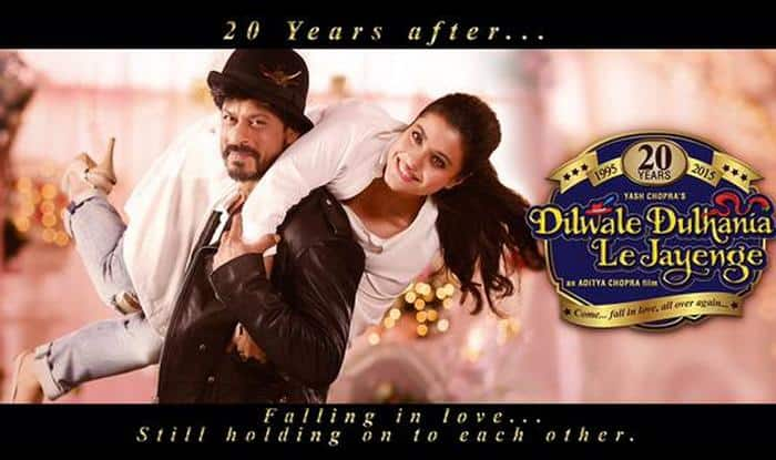 Shah Rukh Khan and Kajol shoot for fresh new poster of Dilwale Dulhania Le Jayenge! #20YearsOfDDLJ
