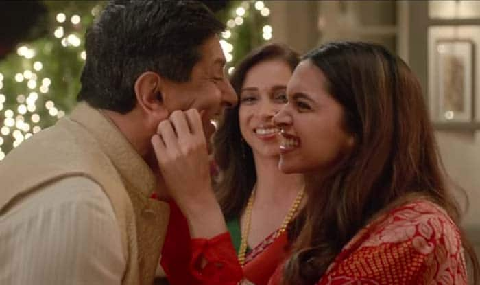Video: Deepika Padukone and her father are ready for Diwali 2015