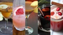 5 Cocktails to Try This Fall