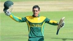 India vs South Africa 3rd ODI: Quinton de Kock shines as hosts choke in hot Rajkot chase
