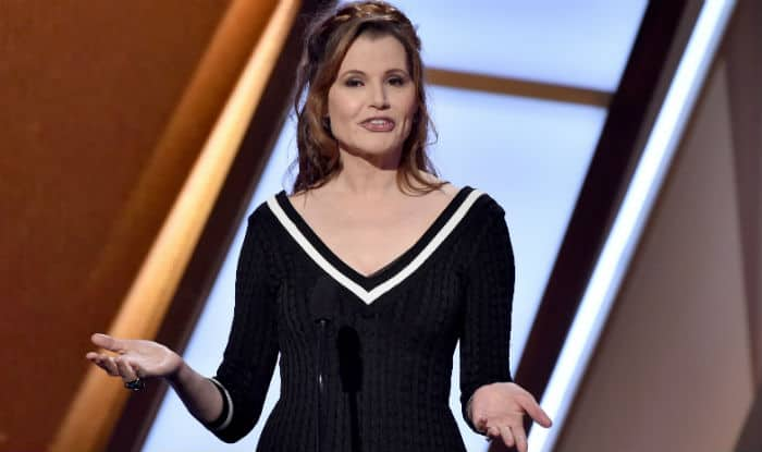 Would love to be part of Beetlejuice sequel: Geena Davis