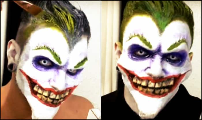 Halloween Special: This Joker make up tutorial will make you completely nail the look!