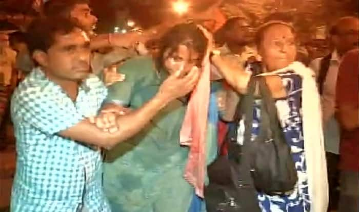 Kolkata: Police lathi-charge on CPI-M members, several hurt