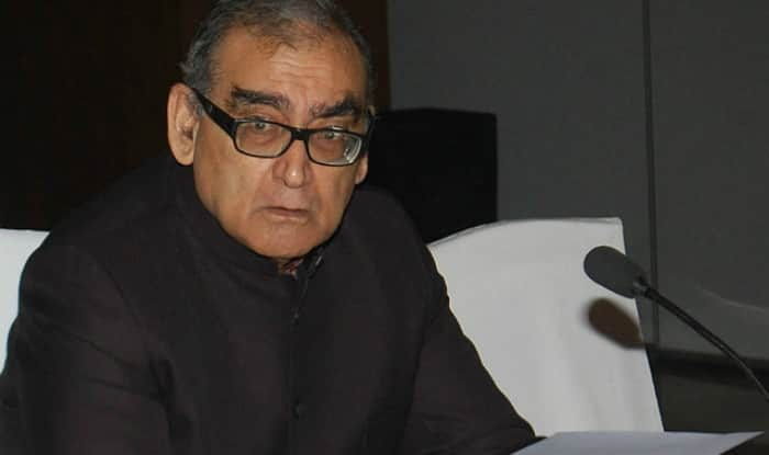 Markandey Katju: I eat beef and do not consider cow as my mother