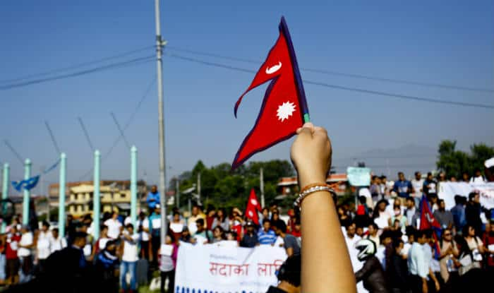 Madhesi agitation: Protesters march to Indo-Nepal border as protest against new constitution