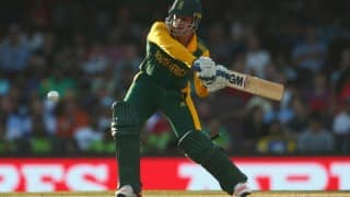 India vs South Africa 3rd ODI: Quinton de Kock scores ton; IND restrict SA to 270/7 in Rajkot