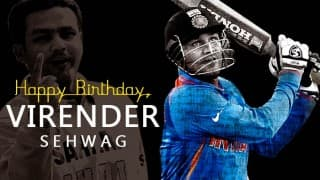 Virender Sehwag: A butcher with the bat, an affable simpleton without it