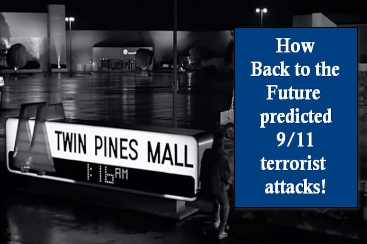 How Back to the Future movie predicts 9/11 terrorist attacks – watch  amazing film study! | India.com
