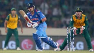 India beat South Africa by 35 runs in 4th ODI; level series 2-2 in Chennai