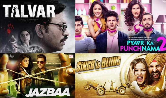 Singh Is Bliing, Talvar, Jazbaa, Pyaar Ka Punchnama 2: Which movie amazed you the most?