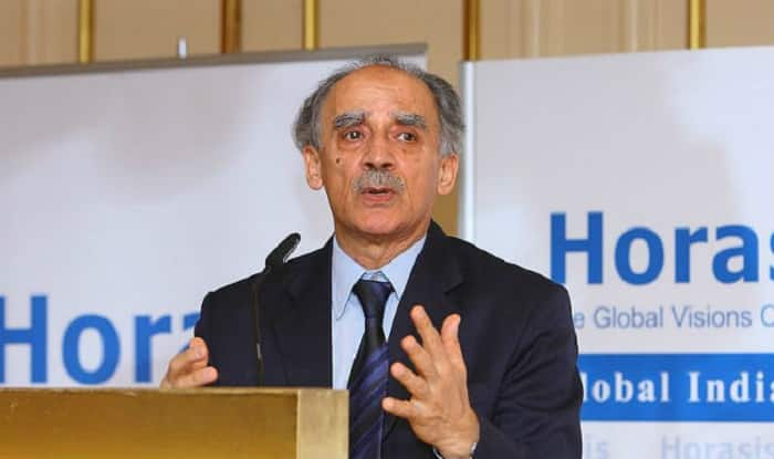 Arun Shourie harassed by Modi Bhakts: BJP supporters abuse his disabled son on social media