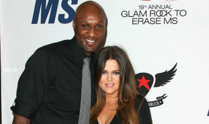 Lamar Odom out of coma, says hi to Khloe Kardashian