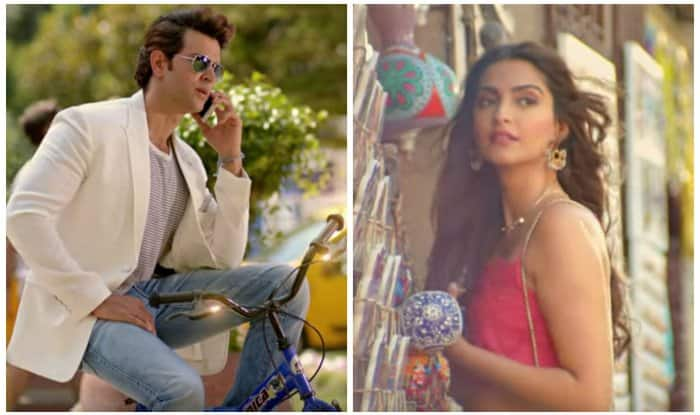 Dheere Dheere song: Hrithik Roshan-Sonam Kapoor number close to 50 million views on Youtube!