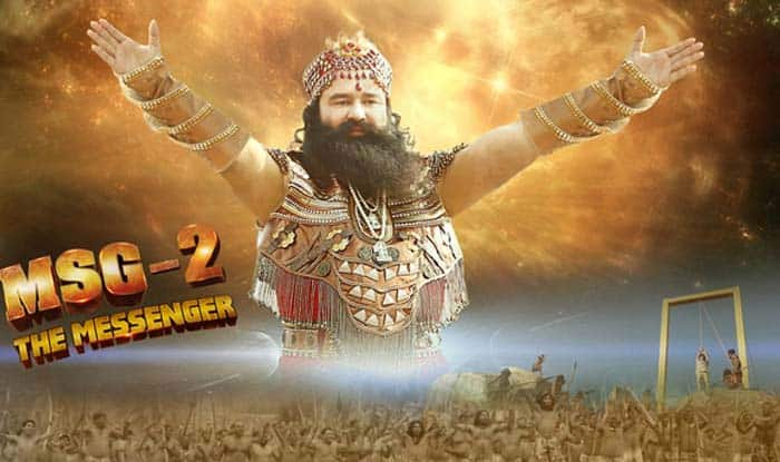 MSG-2 The Messenger box office: Gurmeet Ram Rahim Singh Insan's movie collects Rs 300 crore!