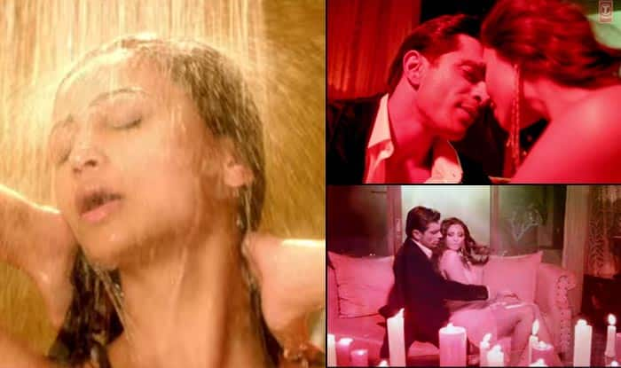 Hate Story 3 song Tu Isaq Mera: Daisy Shah's shower scene, Karan Grover's lusty eyes too hot to handle!