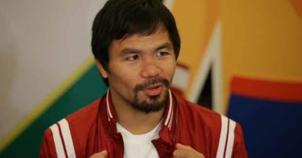 Manny Pacquiao negotiating with Floyd Mayweather and Amir Khan
