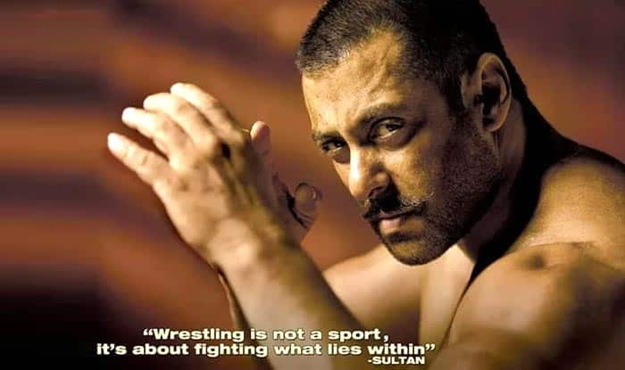 Sultan first look: Salman Khan reveals his rough and tough wrestler look