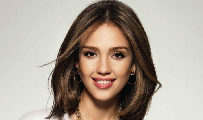 My children love my make-up: Jessica Alba