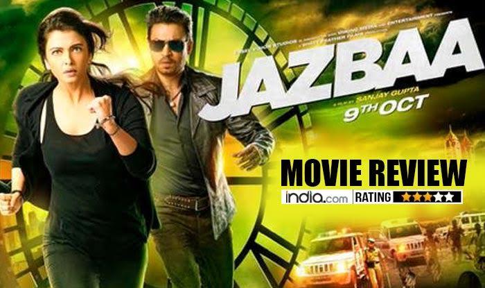 Jazbaa movie review: Aishwarya Rai Bachchan's action thriller will keep you hooked!