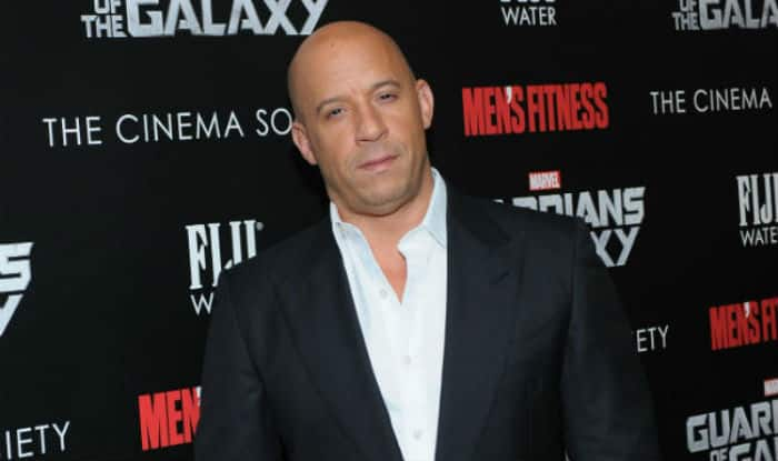 I have had the best body in New York for decades: Vin Diesel
