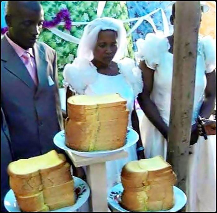 Bread-butter wedding