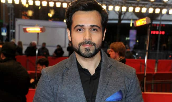 Emraan shoots romantic song with Prachi Desai for 'Azhar'