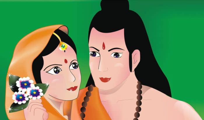 Gujarat Board's Class XII Sanskrit Textbook Says Sita Was Abducted by Ram
