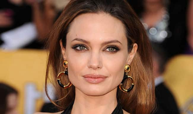 Hollywood Star Angelina Jolie to Debut in Superhero Realm With Marvel's 'The Eternal'?