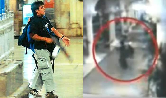 Mumbai 26/11 Attack: Rare CCTV video of Ajmal Kasab and other terrorists surface