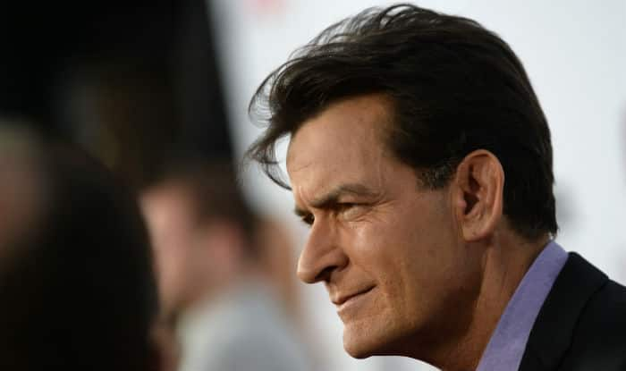 Charlie Sheen says he found about HIV after split with Bree Olson