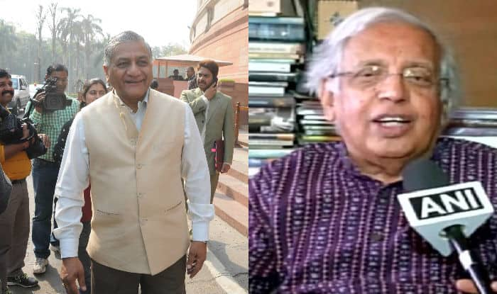 V K Singh faces flak for ridiculing writer's protest; Poet Ashok Vajpayee challenges him to debate