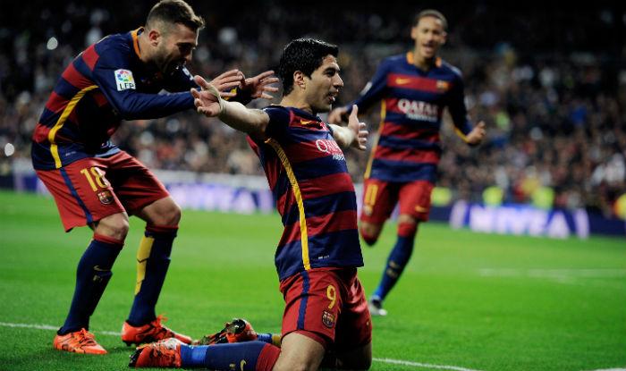 Luis Suarez, Neymar lead Barcelona's 4-0 rout of Real Madrid in Spanish La Liga 2015-16